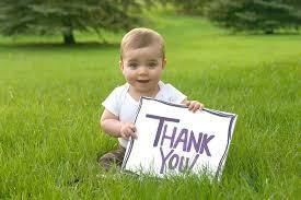 Gratitude Baby
