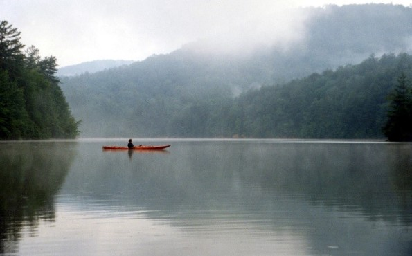 1996 Jocassee Quiet Solitude, by anoldent CC BY-SA 2.0