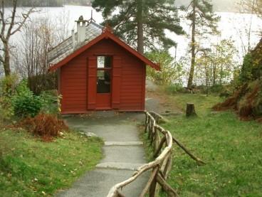 Grieg's Cabin