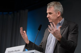 Keynote: Timothy Snyder